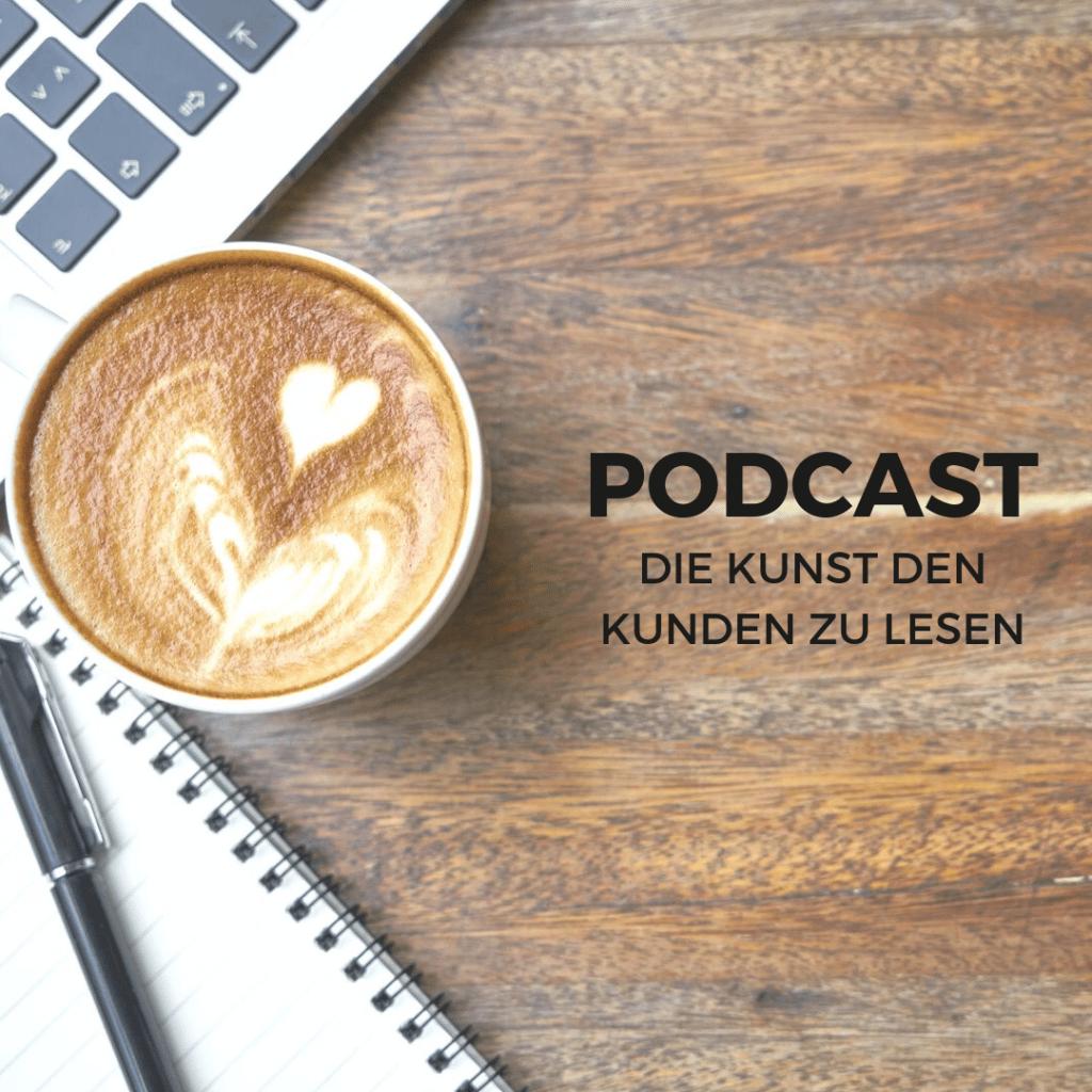 Podcast Mario Büsdorf Körpersprache lesen im Verkauf