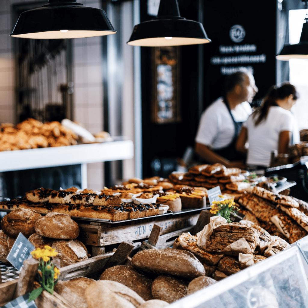 Mario Büsdorf Podcast Warteschlange im Supermarkt