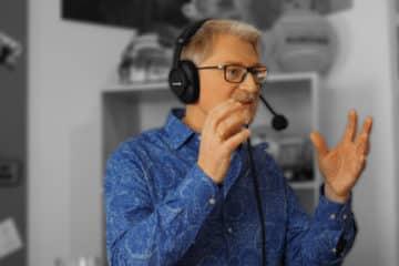 Mario Büsdorf Podcast Körpersprache