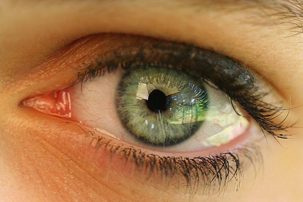 Podcast Mario Büsdorf Die Pupille als Fenster zur Seele