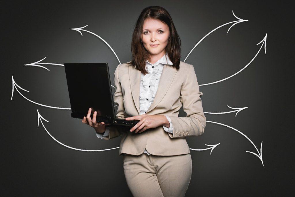 Newsletter Mario Büsdorf Warum Frauen im B2B Vertrieb die Nase vorne haben